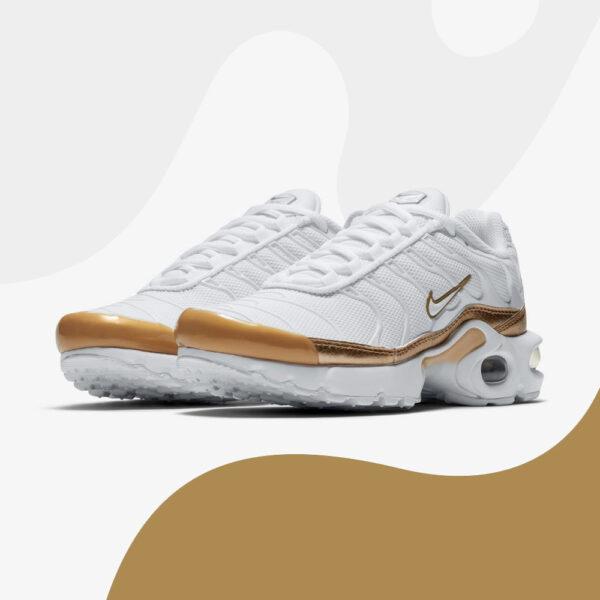 Nike Air Max Plus Tn Rattlesnake Gold