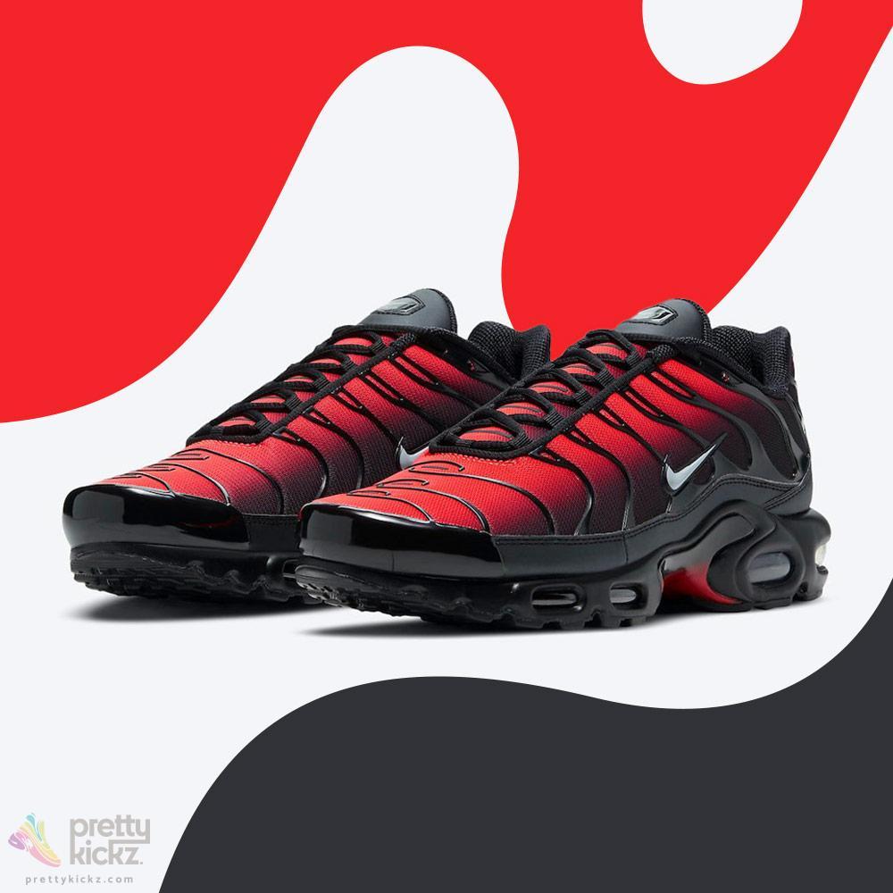 Nike Air Max Plus Tn 'Deadpool'